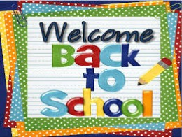 Welcome back for 2017-2018